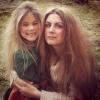 Min dotter och dotterdotter