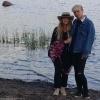 Sonen och jag i Hangö, Finland
